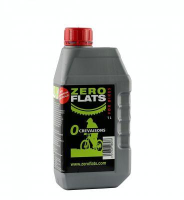 Liquide préventif anti-crevaison ZeroFlats 1 L