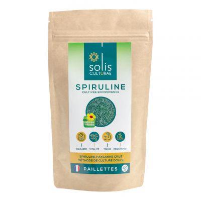 Spiruline Solis CULTURAE en comprimés 100g