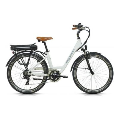 Vélo électrique Megamo Top City III 26'' Blanc 2020