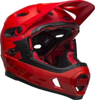 Casque Bell Super DH MIPS Rouge Crimson