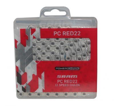 Chaîne SRAM PC Red 22 Hollow Pin 11V