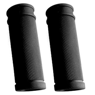 Poignées Alt-1 PVC 130 mm Noir