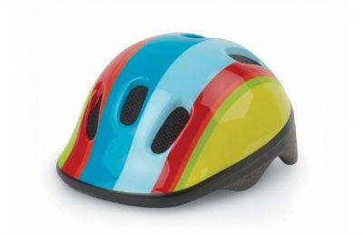 Casque vélo enfant Polisport XXS Rainbow