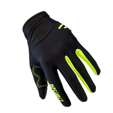 Gants longs Optimiz Urban G700 Noir/Jaune Fluo