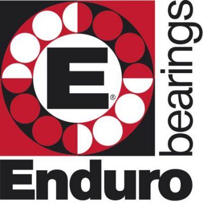 Roulement Enduro Bearings pour jeu de direction Black Oxide ACB 4545 1125 BO 30,5x41,8x8 (45x45°)