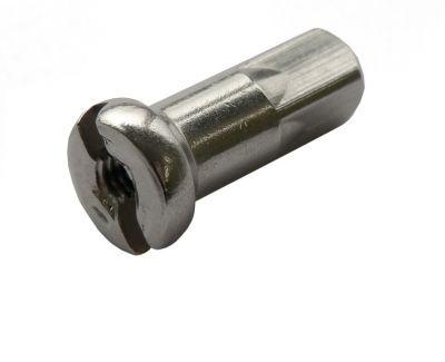 Écrou de rayon DT Swiss M 2x14 mm Argent