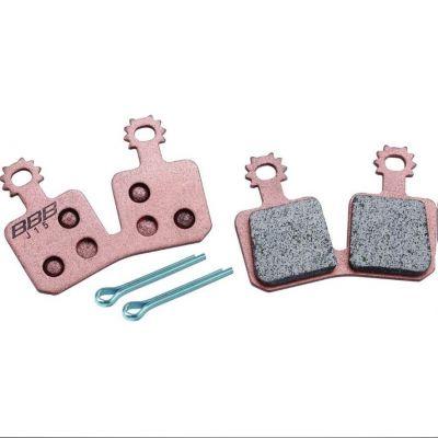 Plaquettes BBB comp. Magura MT5 métalliques - BBS-371S