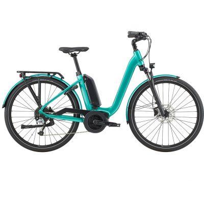 Vélo électrique Cannondale Mavaro Neo City 4 Turquoise 2020