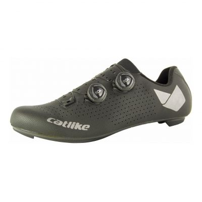 Chaussures Route Catlike Whisper Oval Carbon Noir