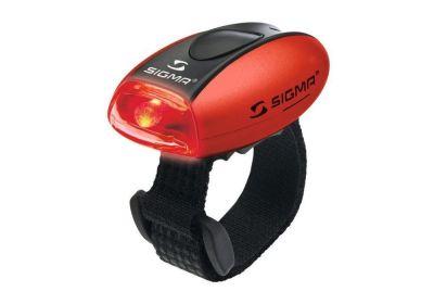 Éclairage AV Sigma Micro Rouge