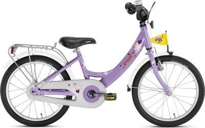 "Vélo enfant Puky ZL 18-1 18"" alu lilas"
