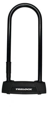 Antivol U Trelock BS 650 108-230 avec support ZB 401 Noir