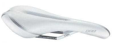 Selle BBB Razer anatomic 140 mm (blanc) - BSD-62W