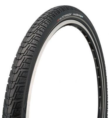 Pneu Hutchinson Haussmann E Bike Power + 700 x 47C TR Reflex Noir