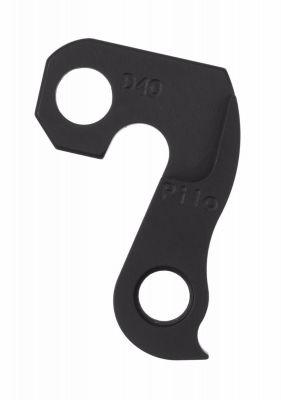 Patte de dérailleur Pilo D40 Noir