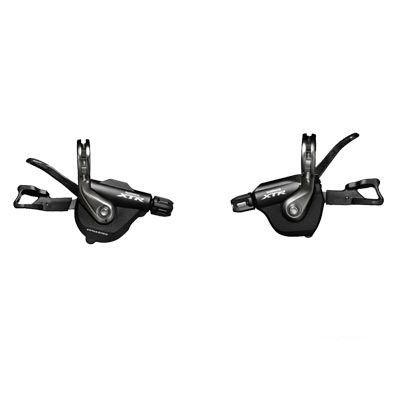 Manette Shimano XTR M9000 2/3x11V (Paire) Noir