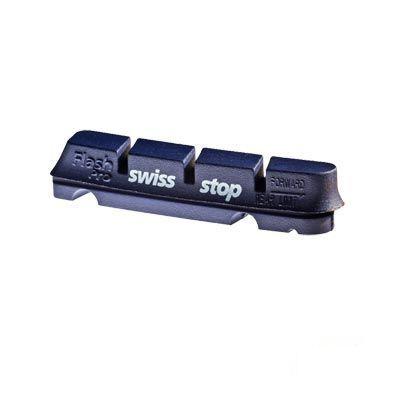 Patins SwissStop Flash Pro BXP Aluminium Shimano/Sram Bleu (Jeu de 2)