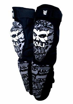 Genouillères Kali Protectives Aazis Plus 180 Soft Noires