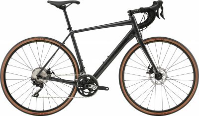 Vélo gravel Cannondale Synapse Alloy Disc SE 105 Graphite