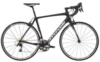 Vélo route Cannondale Synapse Carbon 105 2017 Noir