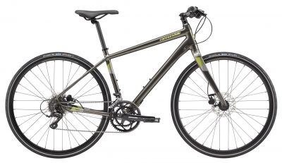 Vélo fitness Cannondale Quick Disc 3 2017