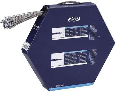 Boîte de 100 câbles frein route BBB BrakeWire type Campa 1.5x1700 mm - BCB-42CR
