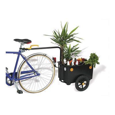 Remorque vélo Bellelli Eco Trailer Maxi 60 L