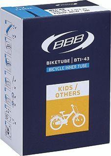 Chambre à air BBB 24 x 1.5/1.75 FV - BTI-43