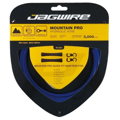 Kit durite hydraulique Jagwire Mountain Pro - Bleu SID