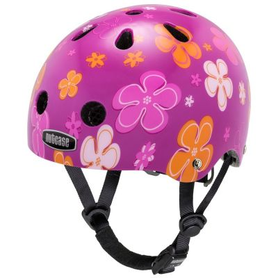 Casque bébé Nutcase Baby Nutty Petal Power