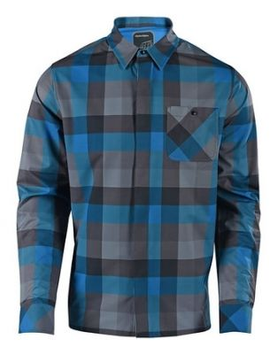 Chemise Troy Lee Designs Grind Ocean