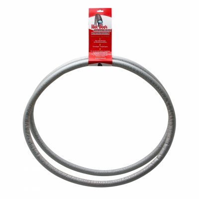 "Mousse anti-pincement pneu VTT tubeless Roto Hot Dogs 29"" sur jante 23 à 32 mm (Paire)"