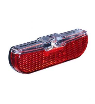 Feu AR dynamo LED Trelock Duo Flat LS 613