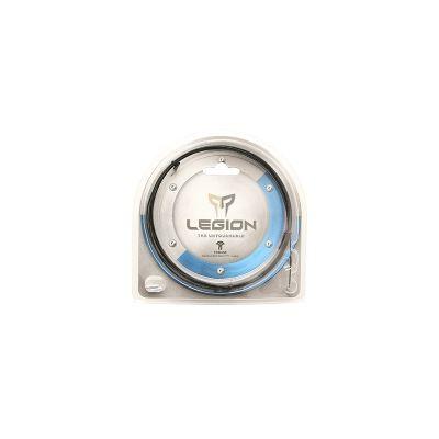 Câble de dérailleur Ashima Reaction inox teflon compatible Shimano 1,1 mm x 2,10 m (L'unité)