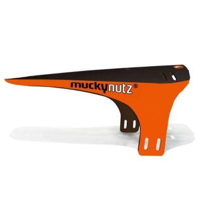 Garde-boue avant Mucky Nutz Face Fender Noir/Orange