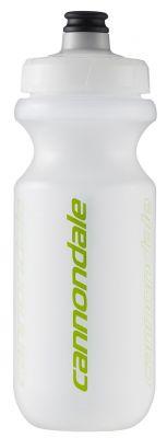Bidon Cannondale Logo Fade Trans 560 ml Transparent/Vert