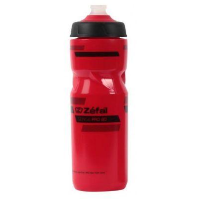 Bidon Zéfal Sense Pro 80 800 ml Rouge/Noir