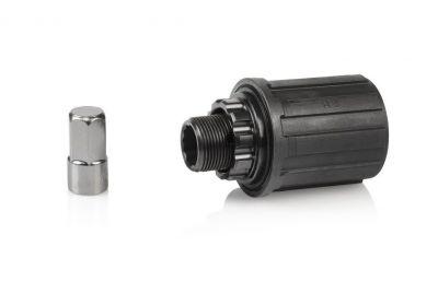 Corps de cassette XLC Evo Shimano 10V pour axe en 135 mm à serrage rapide
