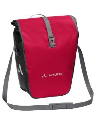 Sacoche arrière étanche Vaude Aqua Back 2x24 L Indian Rouge