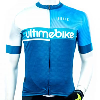 Maillot Ultime Bike Rocket by Gobik Manches courtes