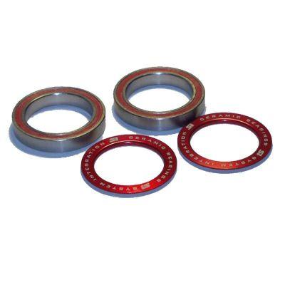 Roulements boîtier de pédalier Cannondale BB30 ceramic KP018/