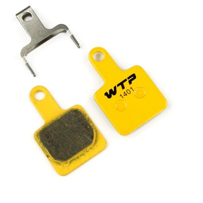 Plaquettes de frein WTP compatibles Tektro Twin Organiques