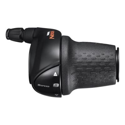 Manette Shimano Nexus C6000-8 Noir8v