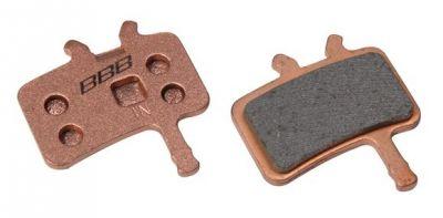 Plaquettes BBB comp. Avid Juicy 7/Juicy 5/Juicy 3/Ultimate/Promax DSK-950 métalliques - BBS-42S