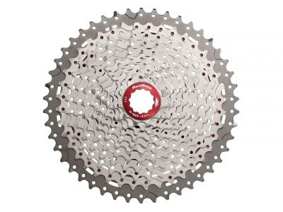 Cassette SunRace MX3 10V 11-42 dents Argent