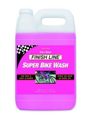Nettoyant Finish Line Super Bike Wash Bidon 3,75 L