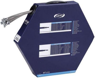 Boîte de 50 câbles frein BBB VTT BrakeWire 1.5x2350 mm - BCB-41L
