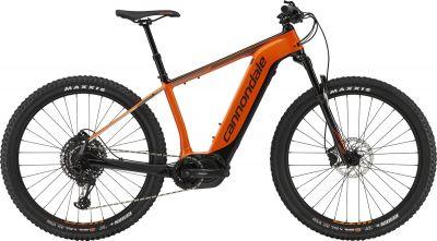 VTT électrique Cannondale Cujo NEO 1 27.5+ Orange/Noir Pearl