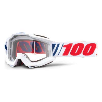 Masque 100% Accuri Enfant AF066/Clear