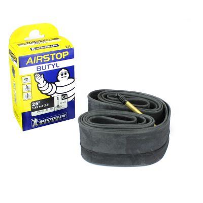 Chambre à air Michelin 26 x 1.5/2.10 C4 Airstop Presta 60 mm